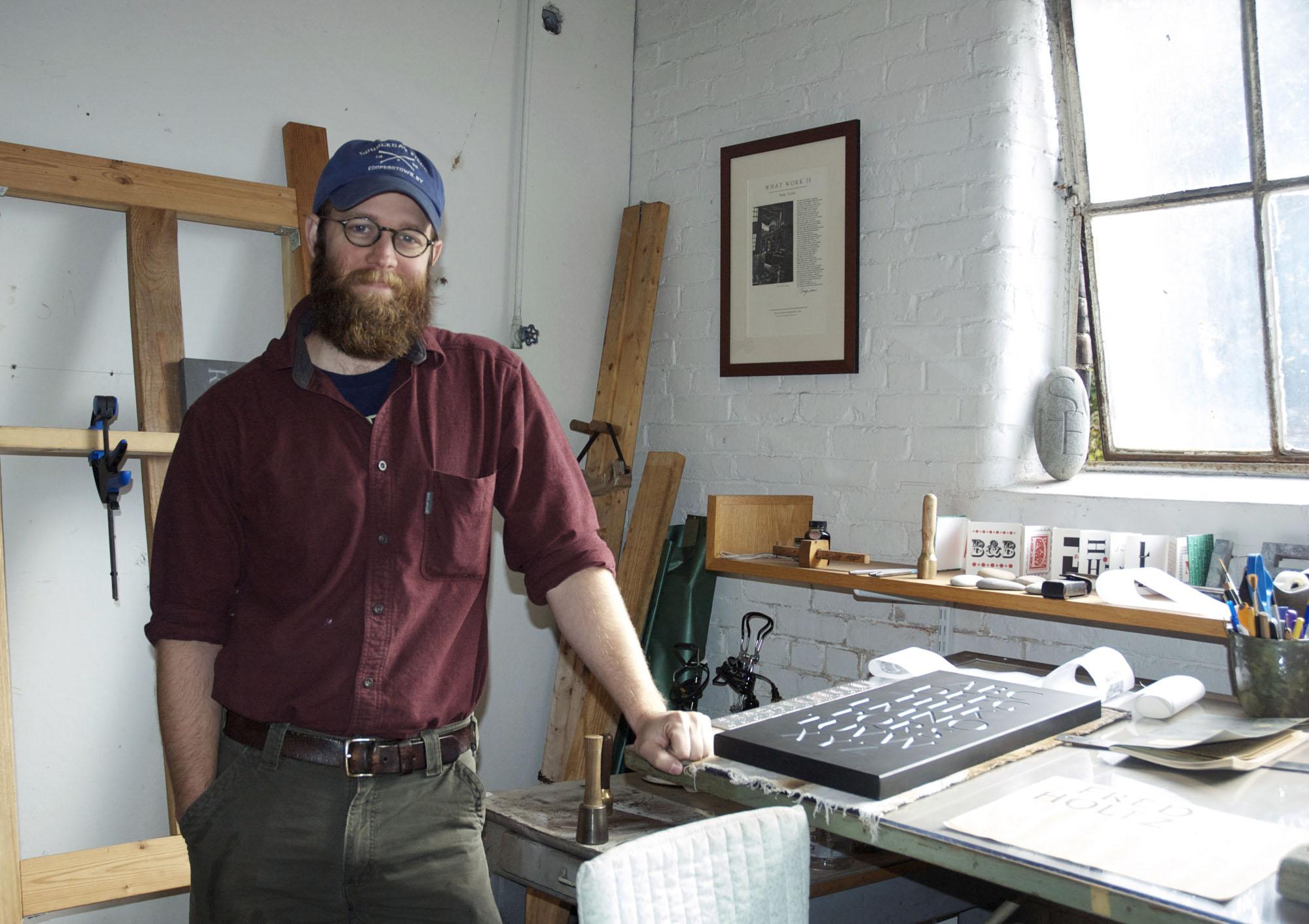 Jesse Marsolais at Marsolais Press.