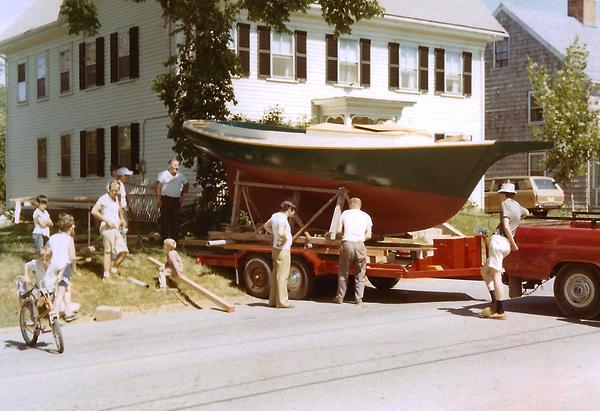 The Maria, circa 1971.