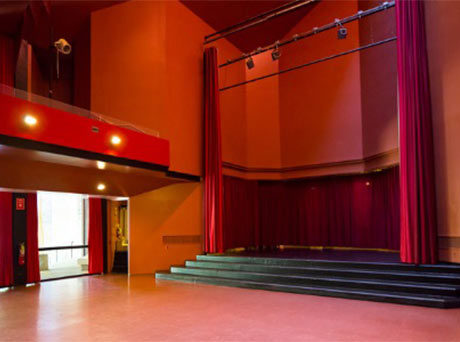 Performance space from SpaceFinder Mass.