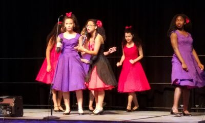 Lawrence High School performs West Side Story