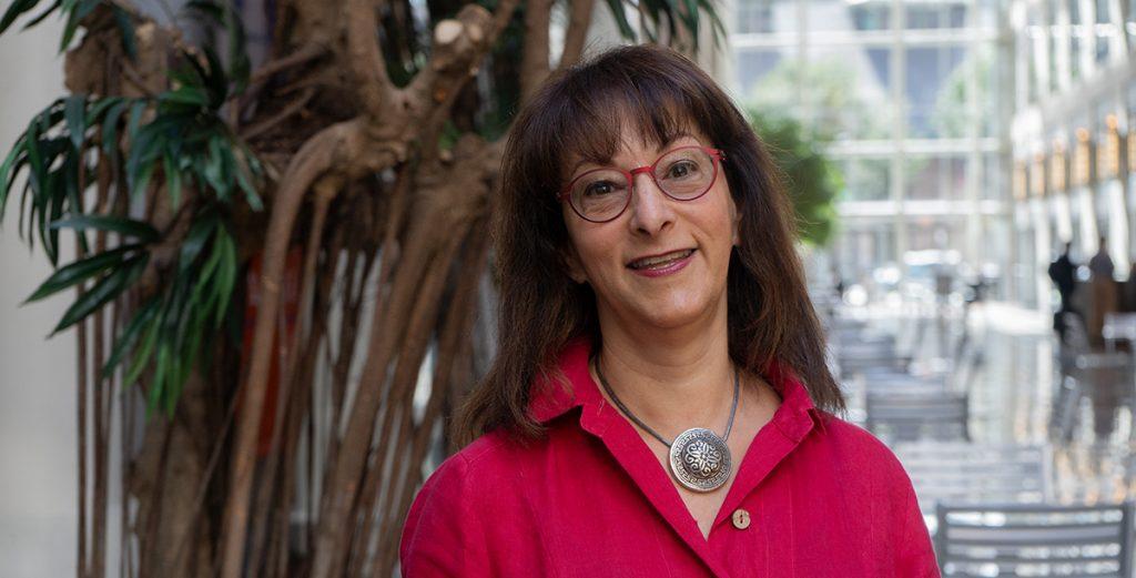 Dr. Maggie Holtzberg
