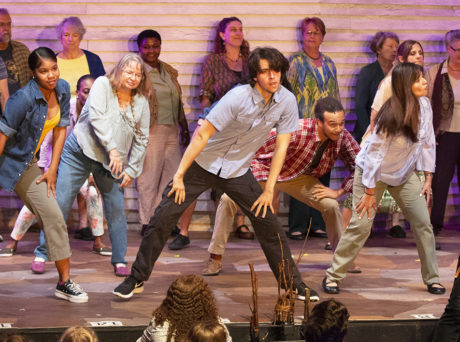 Williamstown Theater Festival's Community Works. Image: Sarah Sutton