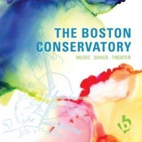 The Boston Conservatory logo.