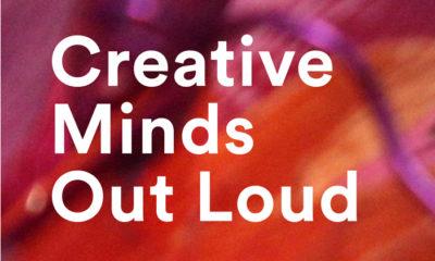 Creative Minds Out Loud logo