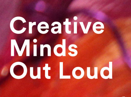Creative Minds Out Loud logo