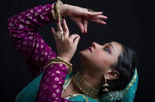 Urmi Samadar, Katha dancer.