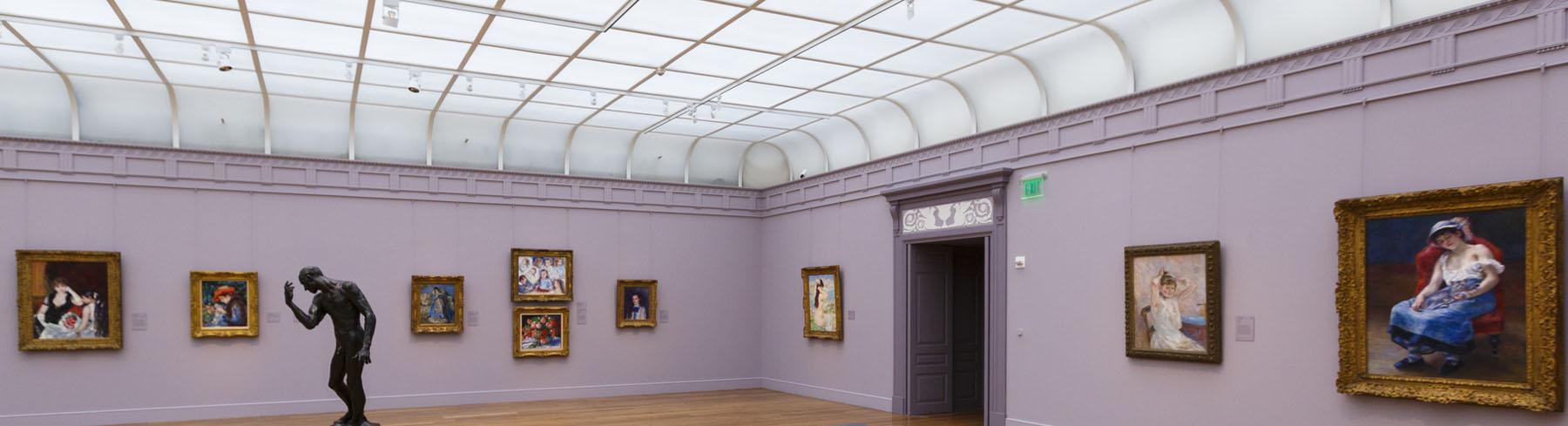 Gallery in The Clark