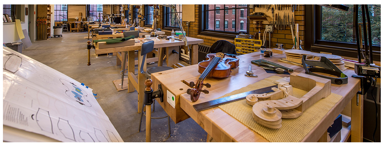 North Bennet Street School workshop