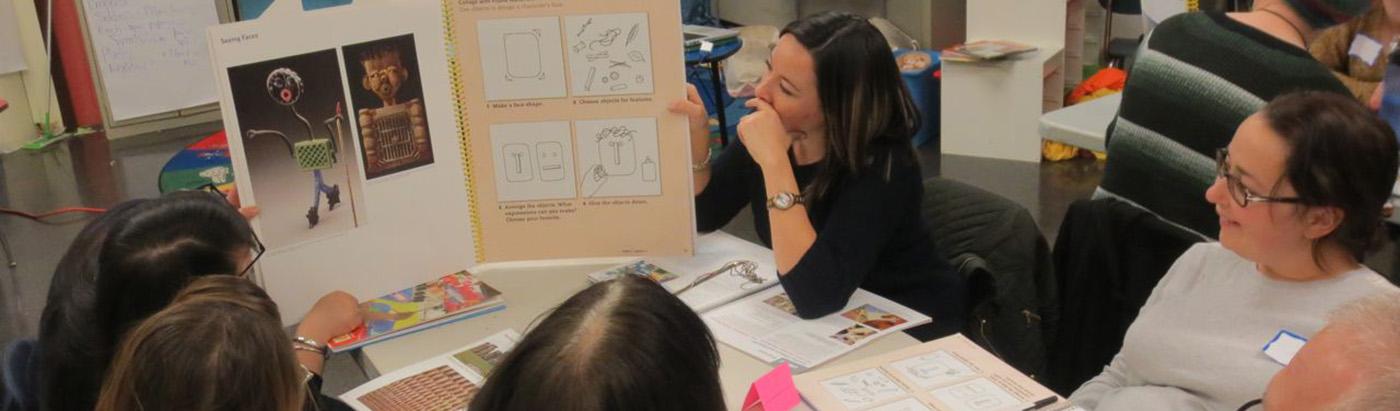 Training at Cambridge Community Schools