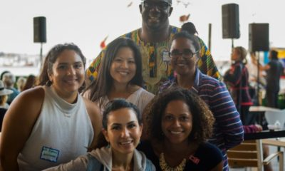 Members of the Network of Arts Administrators of Color
