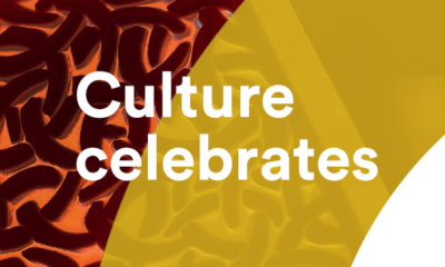 Culture celebrates button