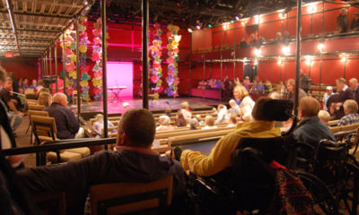 Community Access to the Arts' Spring 2016 showcase