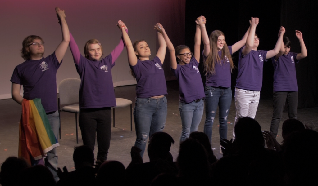 Barrington Stage youth performers take a bow