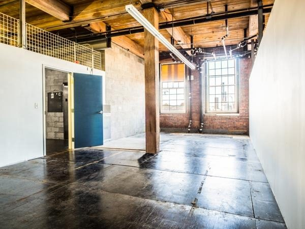 Western Ave Studios interior