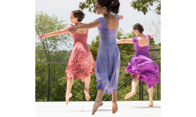 A dance performance by Berkshire Pulse
