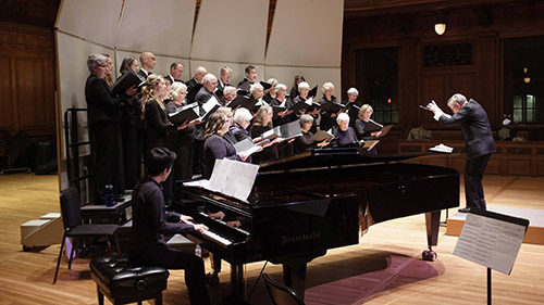 Northern Berkshire Chorale will play in Williamstown Cultural District as part of Fair Saturday.