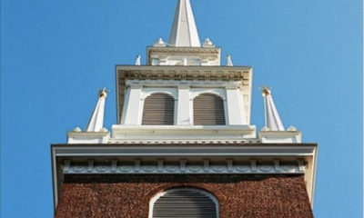 Old North Church, Boston