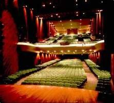 Interior of Berklee Performance Center