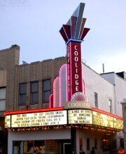 Coolidge Corner Theatre Marquee