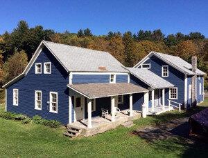 Repurposed farm building