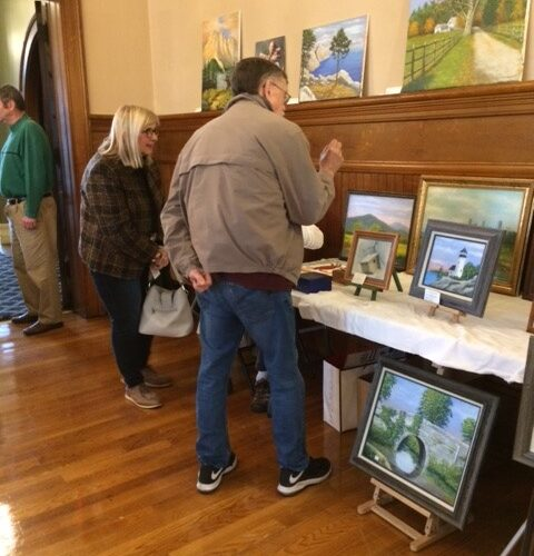 Art Fair in Easton