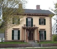 Governor George S. Boutwell House