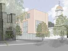 Plans for Lesley University's new campus