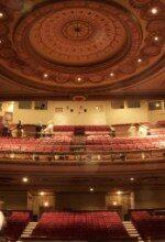 Strand Theatre marquee