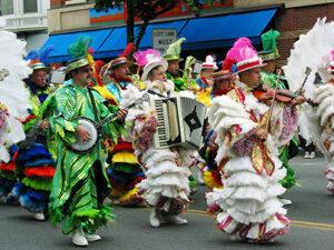 Street Festival in Northampton