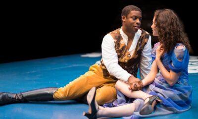 A Shakespeare & Company performance
