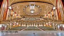 Interior of Hanover Theatre