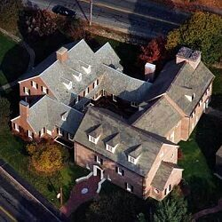 Concord Museum aerial view