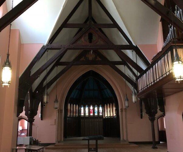 Old Saint John's Chapel