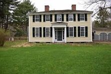 Exterior of the Oliver Estate in Middleborough