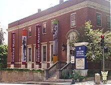 Exterior of Worcester Historical Museum