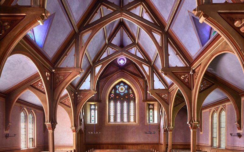 Yarmouth New Church Preservation Foundation