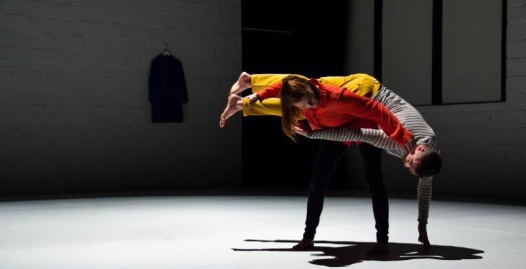 Chris Aiken and Angie Hauser (Choreography Fellows '20)