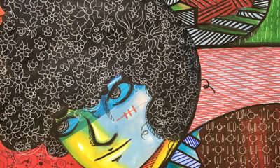 New Paths, by Bedelyn Dabel, creative youth development alum of RAW Art Works.