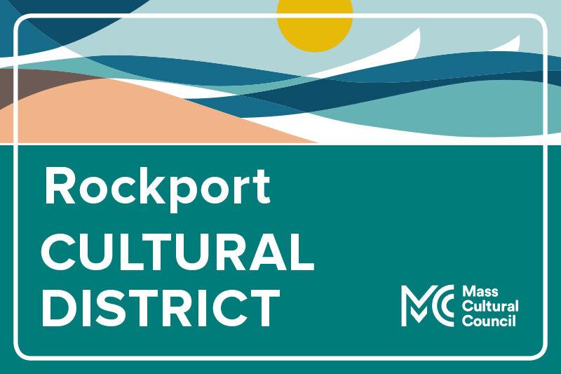 sign for Rockport Cultural District