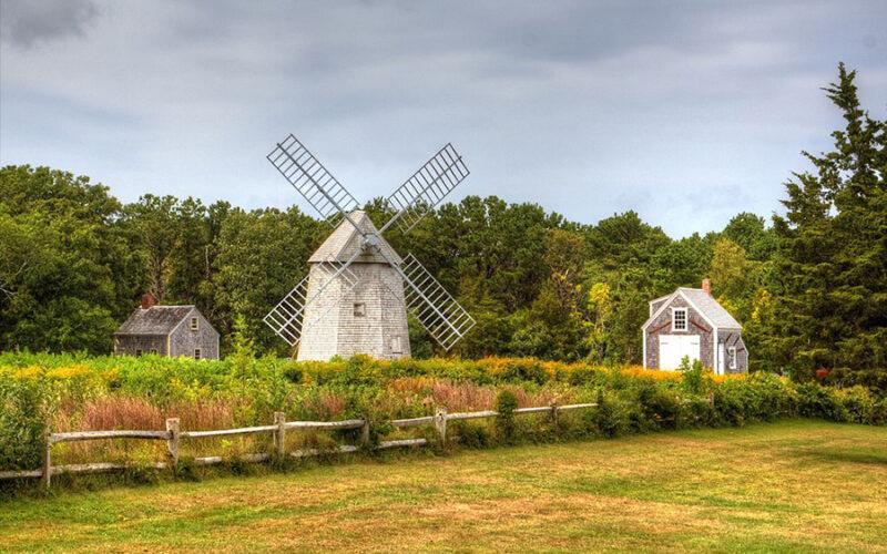 Higgins Farm Windmill