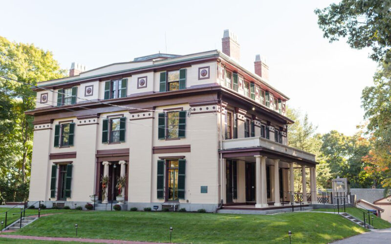 Captain Forbes House Museum exterior