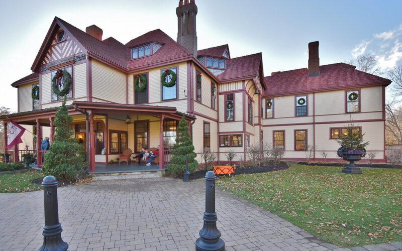 Historic Highfield Hall