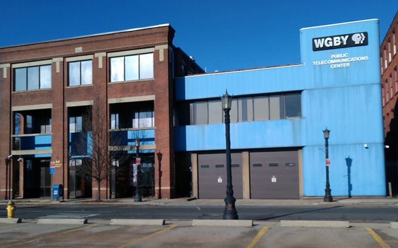 New England Public Media building