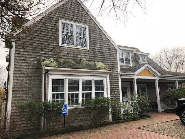 Frontside of the Drake Cottage