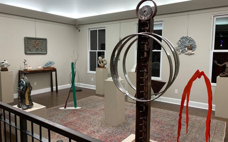 Hills Gallery at the Newburyport Art Association