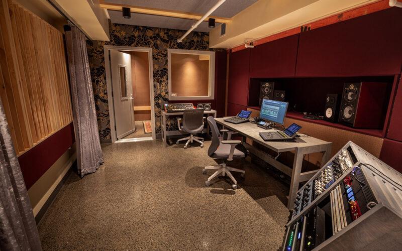 Recording Studio C