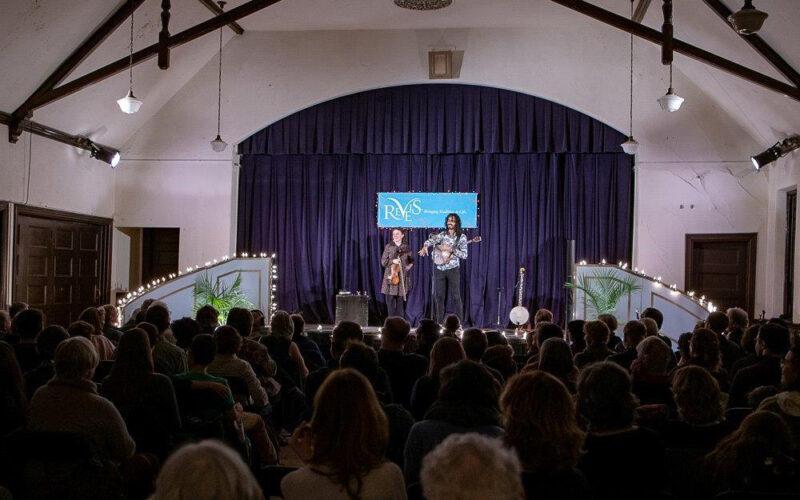 Performance at Fellowship Hall