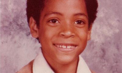 grade school photo of Michael J. Bobbitt